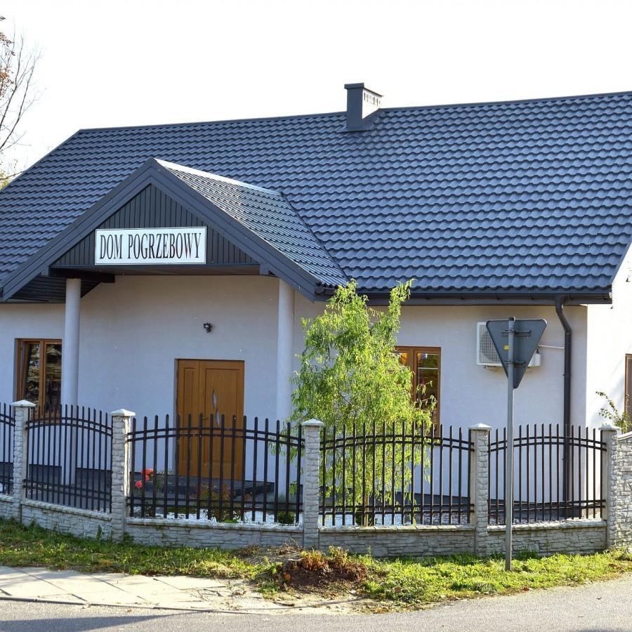 dom pogrzebowy Wiśniewski Bielsk