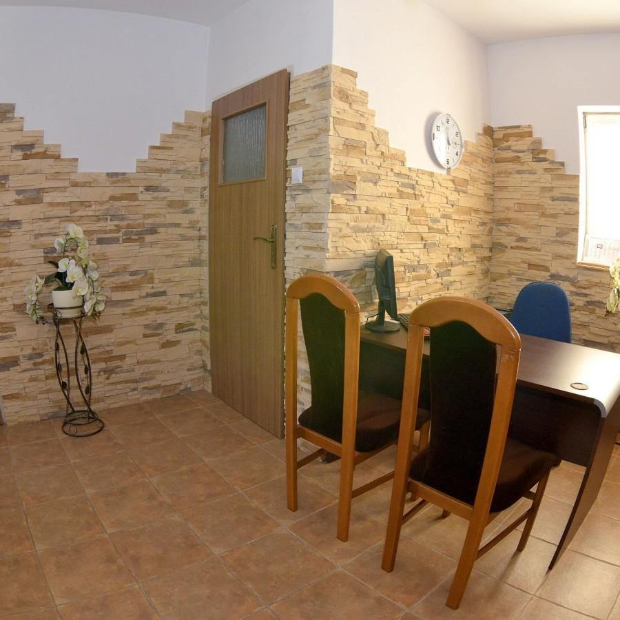 dom pogrzebowy w Drobinie