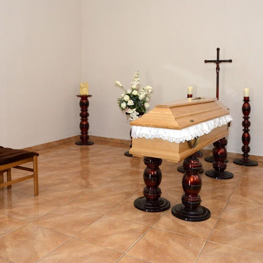 pogrzeb Drobin