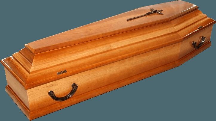 trumna sosnowa WZÓR 103A
