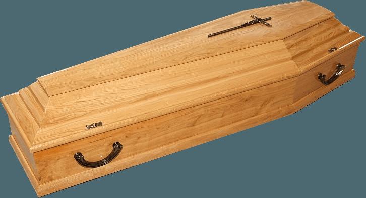 trumna dębowa WZÓR 103