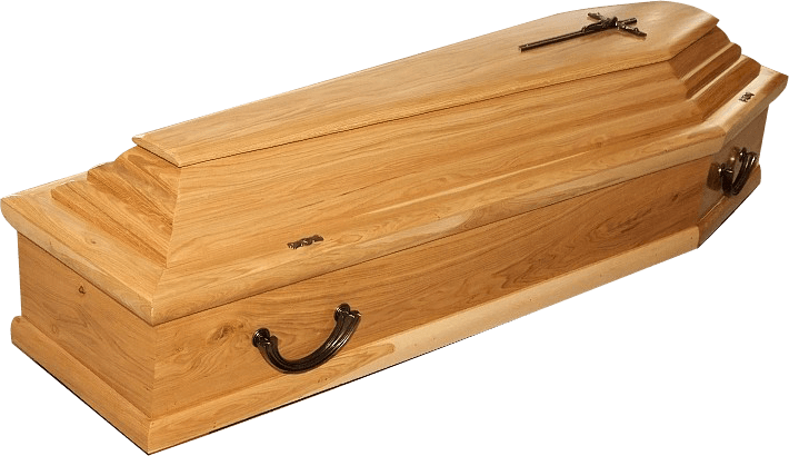 trumna dębowa WZÓR 107